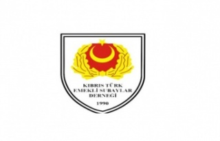 KIBRIS TÜRK EMEKLİ SUBAYLAR DERNEĞİ 1 AĞUSTOS...