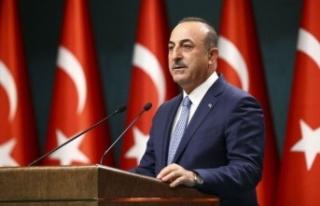 """Mevlüt Çavuşoğlu: """"Kapalı Maraş'ta hiçbir..."""