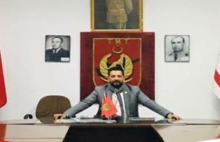 """TMT Gençlik Kolları: """"KKTC, Kıbrıs Türk halkının..."""