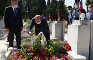 """Ersin Tatar: """"Erenköy Direnişi, Kıbrıs Türkünün..."""