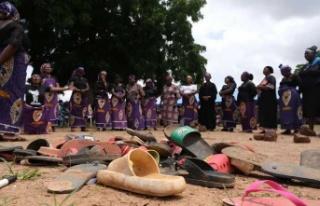 Nijerya'da 7 ayda kaçırılan öğrenciler için...