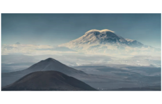 Elbruz Dağı'nda mahsur kalan 19 dağcıdan...