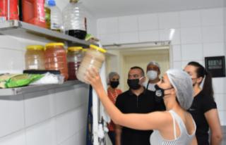 Girne'de okullar ve öğrenci mekanları mercek...