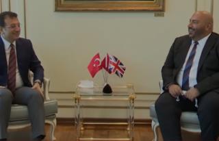 İngiltere'den Türkiye'ye Kıbrıslı Türk...