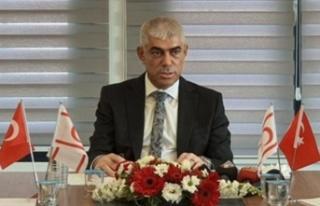 Kıbrıs Türk Sanayi Odası Yönetim Kurulu BaşkanıAli...