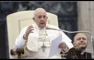 """Papa Francis: """" Hala hayattayım..."""""""