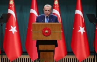 """Recep Tayyip Erdoğan: """"Medeniyetimize ve şanlı..."""