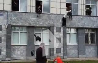 Rusya'da üniversitede silahlı saldırı: 5...