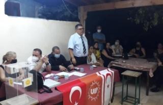 UBP'de seçimler başladı