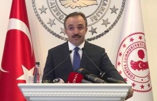 "İsmail Çataklı: ""Mustafa Akıncı'ya giriş..."
