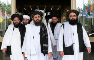Taliban heyeti Ankara'ya geldi!