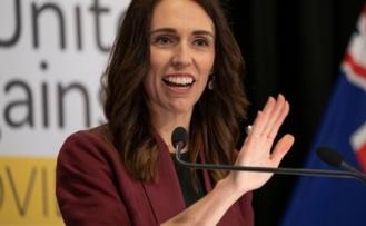 Yeni Vaka Tespit Edilmeyen Yeni Zelanda'nın Başbakanı Ardern: Uzun Süre Sınırlarımızı Açmayacağız