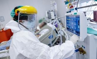 KKTC'de bir Covid19 hastası  daha yoğun bakımdan çıkarıldı