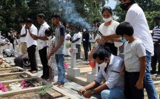 Sri Lanka'da koronavirüs nedeniyle ölen Müslüman ve Hristiyanlar uzak bir adaya defnedilecek