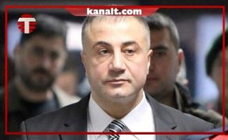 Sedat Peker'e Fatih Altaylı'yı tehdit davasında beraat