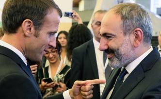 Ermenistan lideri Paşinyan, Macron'un 1915 kararını 'selamladı'