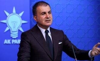 AK Parti Sözcüsü Çelik: Memleketi mazbata fetişizmine ve strese sokmaya gerek yok