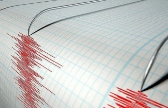 Denizli'de 4.1 büyüklüğünde deprem