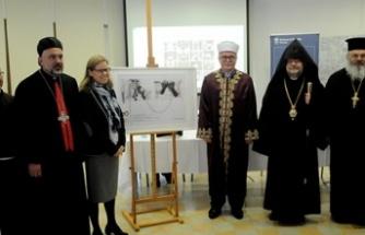 Kıbrıs'taki Dini Temsilciler Dün Bir Araya Geldiler
