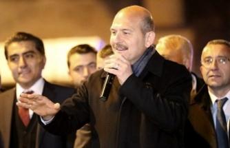 CHP suç duyurusunda bulundu, Soylu 'Şahsım adına şeref beratıdır' dedi