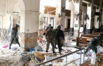 Sri Lanka'da kilise ve otellerde patlamalar: Ölü sayısı 207'ye yükseldi