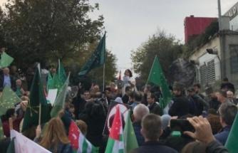 Kıbrıslı Çerkesler sürgün edilen atalarını Girne'de andı