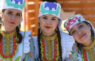 Antalya'da Sabantuy Bayramı kutlanacak