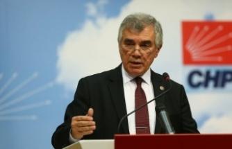 CHP:Türkiye ve KKTC'yi hiçe sayan yaklaşımlarını kınıyoruz