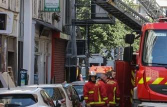 Fransa'nın başkenti Paris'te çıkan yangında 3 kişi yaşamını yitirdi