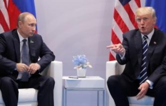 PUTİN VE TRUMP G20'DE GÖRÜŞTÜ