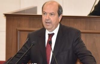 Başbakan Tatar'dan devlette kararlılık vurgusu!