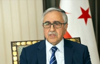 Cumhurbaşkanı Akıncı: Türkiye'deki duygu seli içinde mesajım yanlış algılandı
