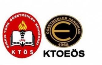 KTOEÖS, pazartesi Erenköy Lisesi'nde uyarı grevi yapacak