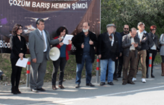 Bazı Kıbrıslı Türk ve Rum sivil toplum örgütü bugün eylem ve etkinlik düzenliyor