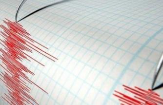 Akdeniz deprem ile sallandı