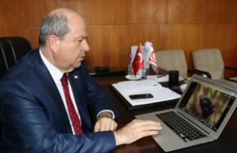 """Başbakan Tatar, Anadolu Ajansının (AA) """"Yılın Fotoğrafları"""" oylamasına katıldı."""