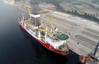"""İngiliz Times yazdı: """"Türkiye, Akdeniz'de üçüncü sondaj gemisini konuşlandıracak"""""""