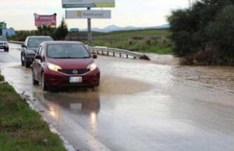 Yağışlar konusunda polisten uyarı geldi