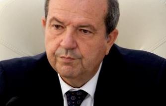 Başbakan Tatar Elazığ depreminin ardından taziye mesajı yayımladı