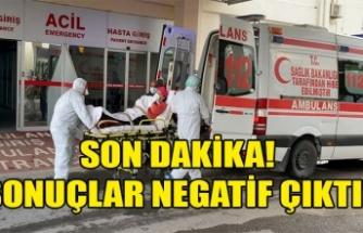 Ankara'dan haber geldi