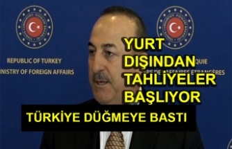 Türkiye vatandaşlarını tahliye ediyor