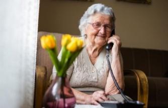 İskele Belediyesi'nde 65 yaş üstü vatandaşlara hizmet ayağına geliyor