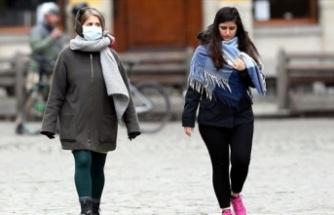 Belçika'da Kovid-19 Vaka Sayısı Artıyor