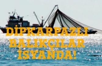 Büyük balıkçı tekneleri bölge halkını tedirgin ediyor