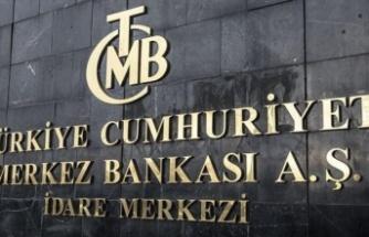 Merkez Bankası'nın enflasyon tahmini yüzde 8.9'a yükseldi