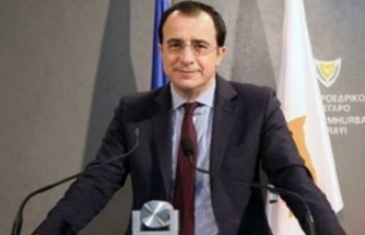"""Hristodulidis: """"Doğu Akdeniz'deki güvenlik ciddi tehlikede"""""""