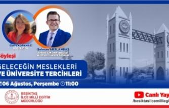 KİÜ, Beşiktaş İlçe Milli Eğitim Müdürlüğü'nün konuğu olacak