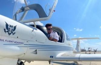 """Ovalı, """"Pilotaj Eğitimi, Geleceğe Yapılan En Mantıklı Yatırımdır"""""""