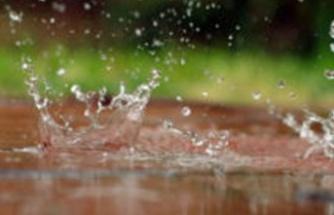 Batı kesimlerde yarın sabah saatlerinde yer yer sağanak yağmur bekleniyor