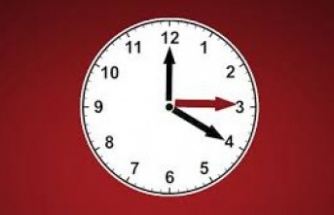 Kış Saati Uygulaması Saatlerin 1 Saat Geri Alınmasıyla Pazar Günü Başlayacak